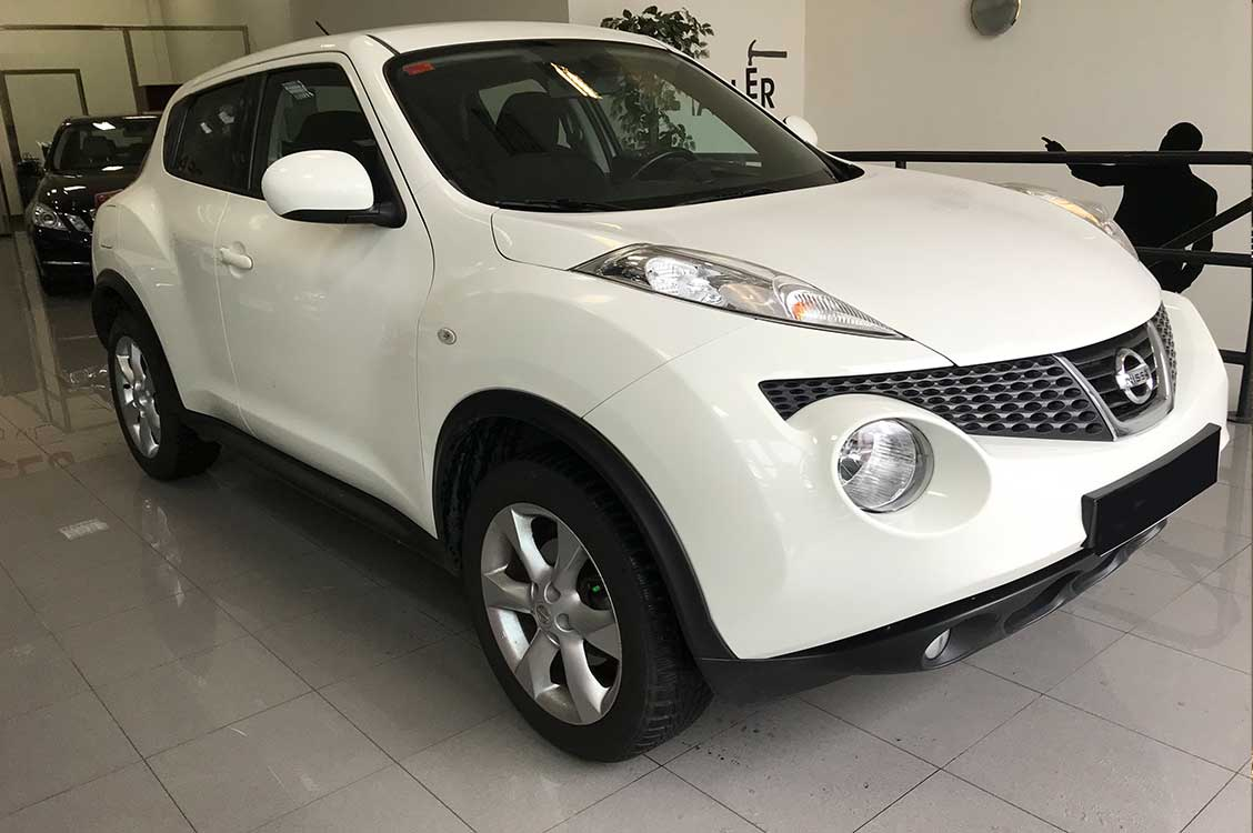 VEHÍCULO OCASIÓN Nissan Juke