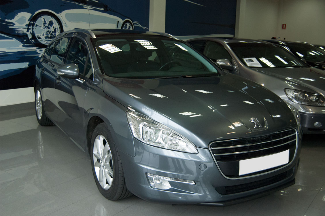 Peugeot 508 Lateral