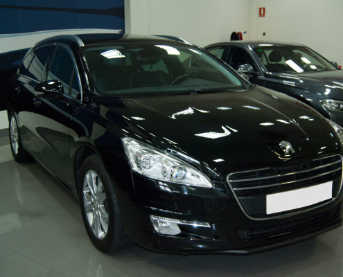 Peugeot508 Lateral