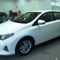 Toyota Auris Lateral