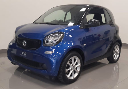 ocasión smart fortwo 71cv coupé 2016